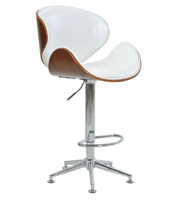 Banqueta Ilhéus Branca - Moln Design Furniture