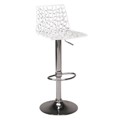 Banqueta Spider Branca - Moln Design Furniture