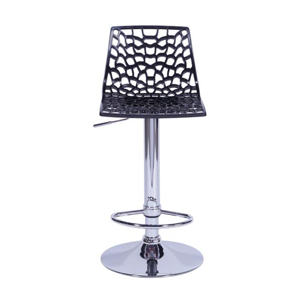 Banqueta Spider Preta - Moln Design Furniture