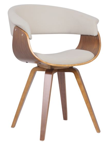 Cadeira Betina Bege - Moln Design Furniture