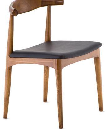 Cadeira Carina Madeira Natural - Moln Design Furniture