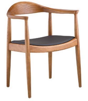 Cadeira Carolina Madeira Natural - Moln Design Furniture