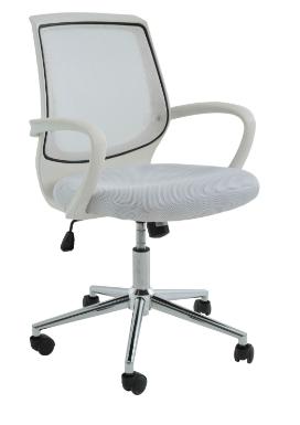 Cadeira Escritorio Cadis Branca - Moln Design Furniture