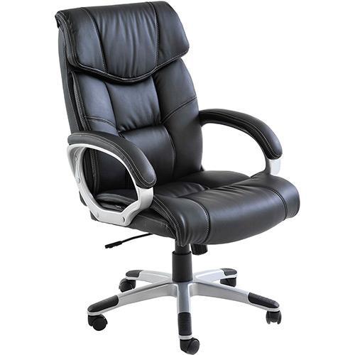 Cadeira Escritorio Cartagena Preta - Moln Design Furniture