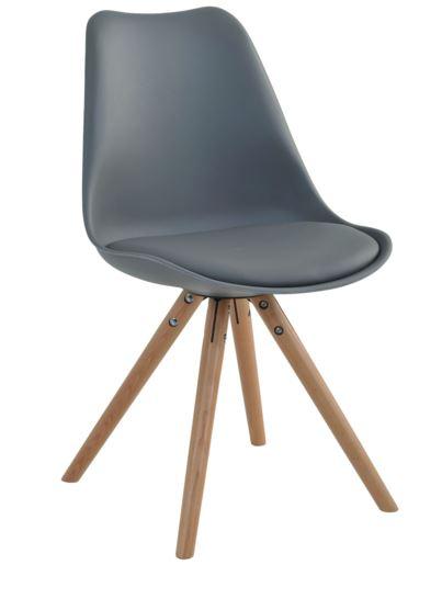 Cadeira Luisa Cinza - Moln Design Furniture