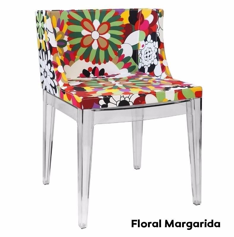 Cadeira Mademoiselle Christie Philippe Starck Margarida - Moln Design Furniture