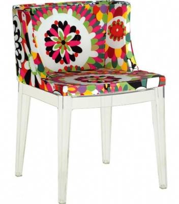 Cadeira Mademoiselle Christie Philippe Starck Rosa - Moln Design Furniture