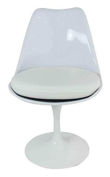 Cadeira Saarinen Toda Branca - Moln Design Furniture