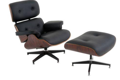 Poltrona Charles Eames Preta - Moln Design Furniture