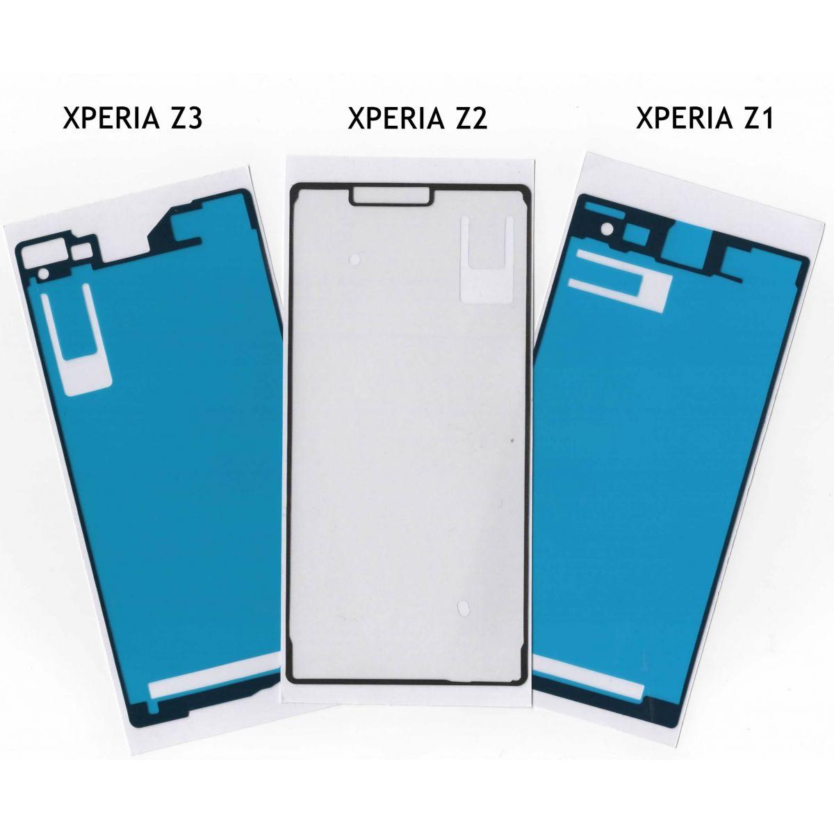Kit Adesivo Vedação Sony Xperia Z1 L39h Z2 D6502 Z3 D6633