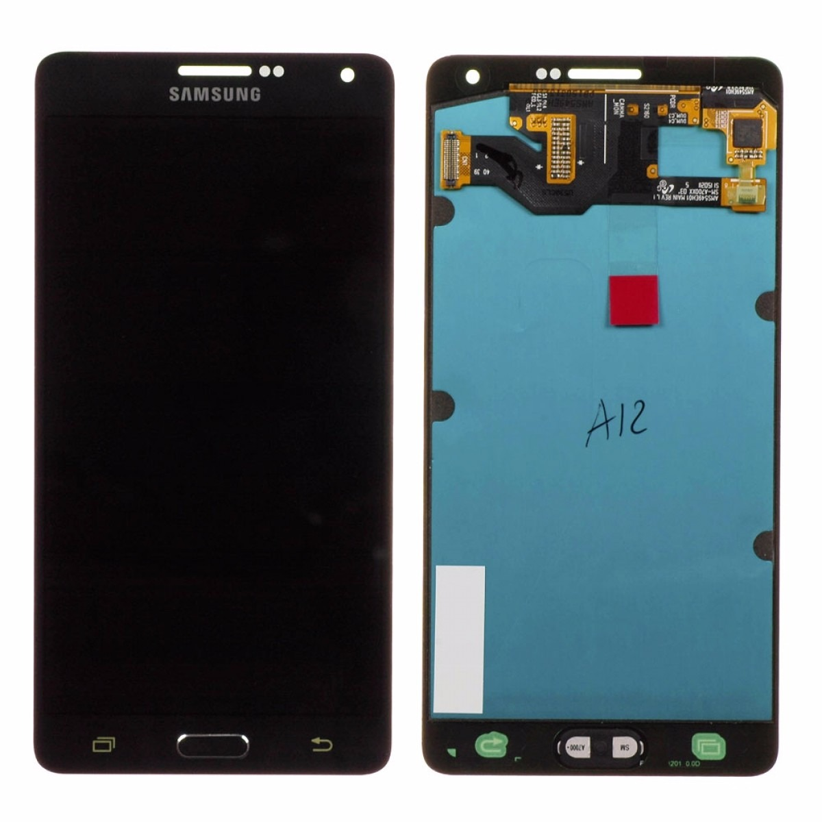 Tela Touch Screen Lcd Samsung Galaxy A7 Sm-a700 Original