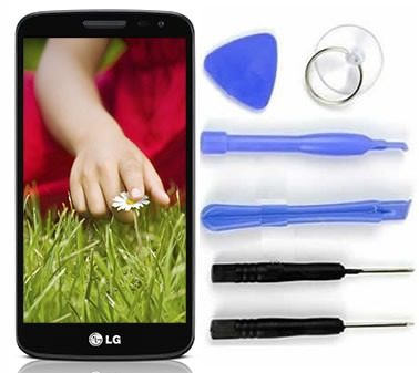 Tela Display Lcd Touch Screen Lg G2 Mini D618 D625 Original
