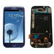 Tela Display Lcd Touch Screen Samsung Galaxy S3 I9300 Origin