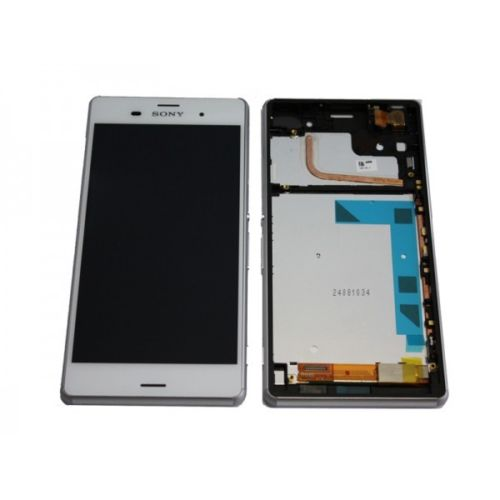 Tela Display Lcd Touch Sony Xperia Z3 D6633 Dual Original