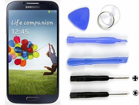 Tela Display Lcd Touch Screen Samsung Galaxy S4 I9500 Origin