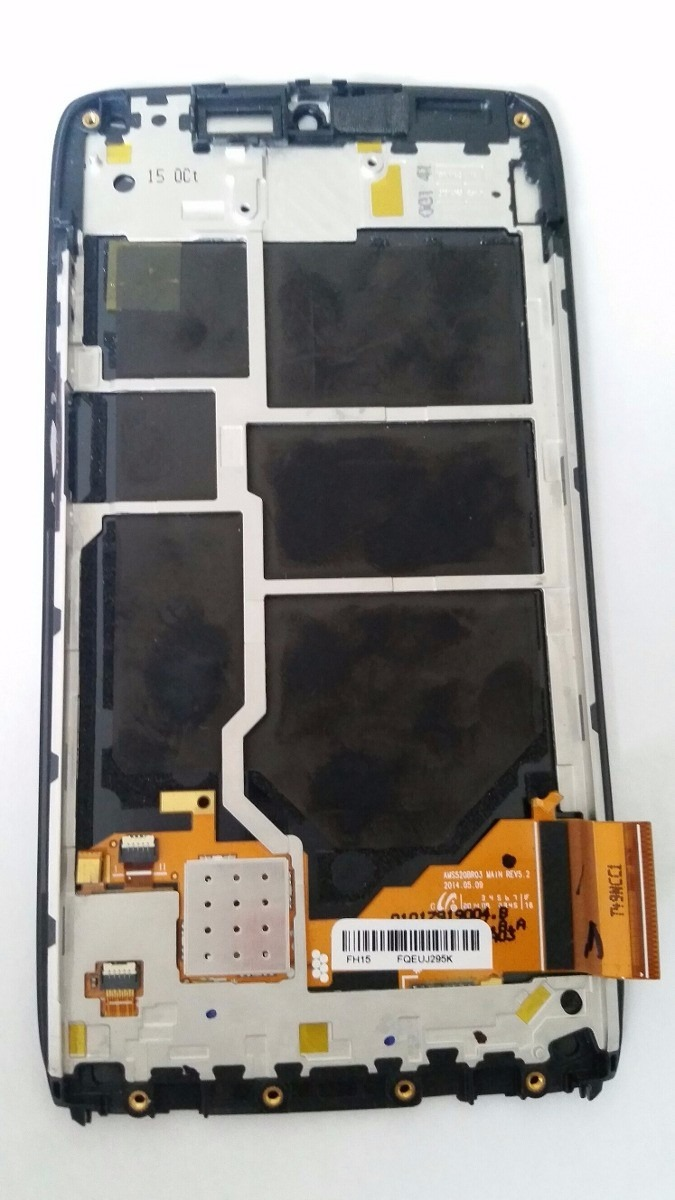 Tela Touch Lcd Display Motorola Xt1225 Moto Maxx Original
