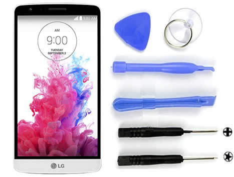 Display Lcd Tela Touch LG G3 Stylus D690 Original