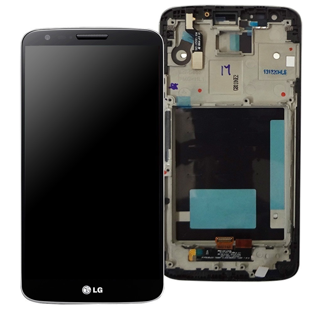 Tela Display Lcd Touch Screen Lg Optimus G2 D802 Original