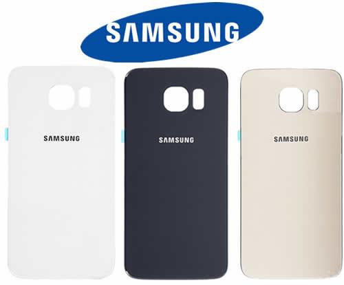 Tampa Traseira Vidro Samsung Galaxy S6 G920 Original