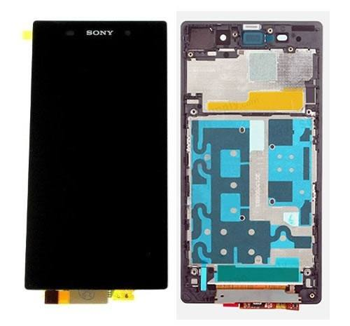 Tela Tela Display Lcd Touch Screen Sony Xperia Z1 Original