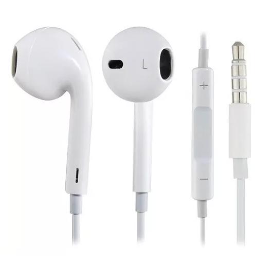 Fone de Ouvido Earpod Apple iPhone 4 5 6 7