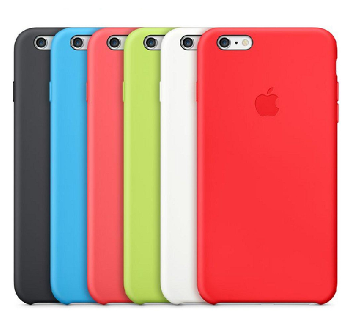 CAPA APPLE CASE PARA IPHONE 6 / 6S PLUS APPLE ORIGINAL