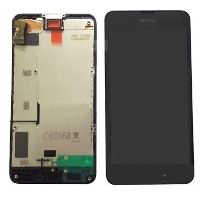 Tela Display Lcd Touch Screen Nokia Lumia 630 Original