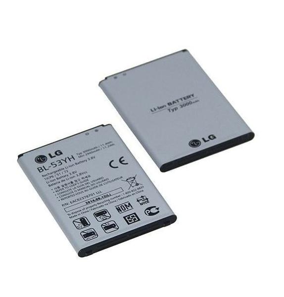 Bateria para LG G3 D855 D690 Original Bl-53yh