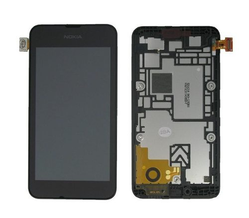 Tela Display Lcd Touch Screen Nokia Lumia 530 Original