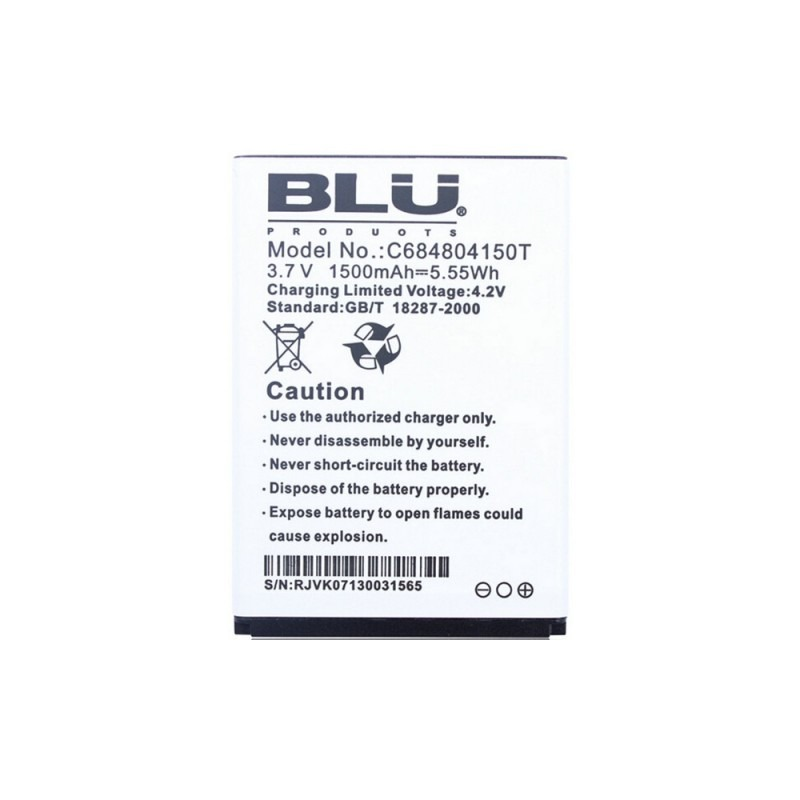 Bateria Blu Dash 4.0 D-270 D-270i C684804150t Original