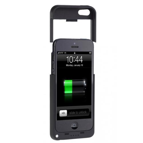 Capa Carregadora Powerbank Bateria Externa iPhone 5 5S 5C SE 2200mah