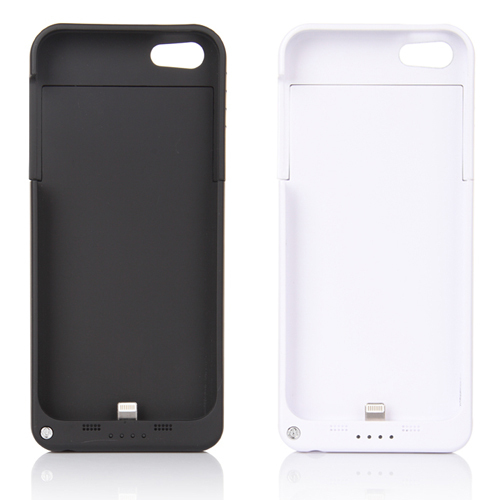 b6de8f8cc84 ... Capa Carregadora Powerbank Bateria Externa iPhone 5 5S 5C SE 2200mah ...