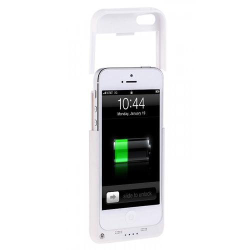 c832b98ba46 ... Capa Carregadora Powerbank Bateria Externa iPhone 5 5S 5C SE 2200mah
