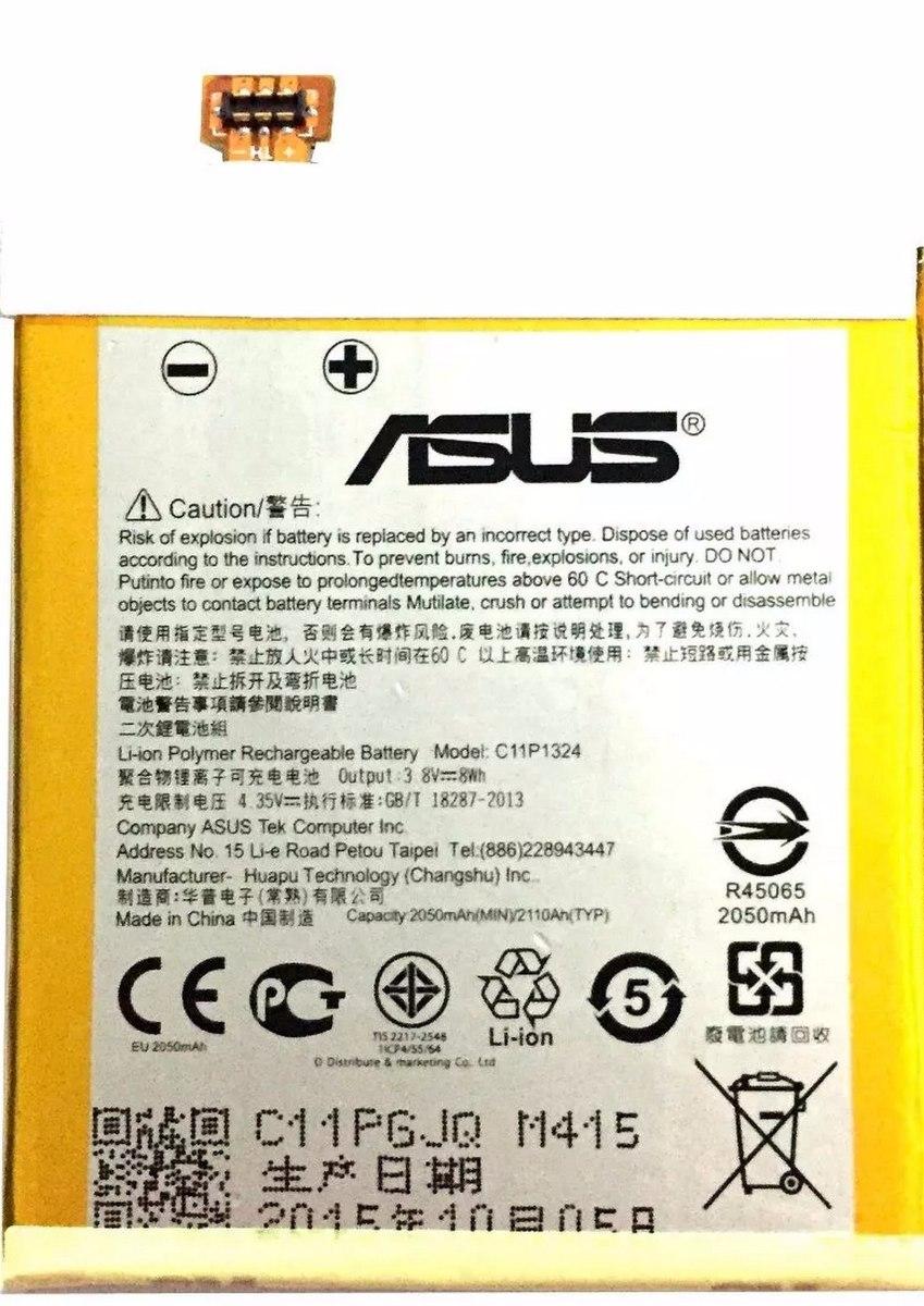 Bateria Asus Zenfone 5 A501 A500 2050mah 3.8v Original
