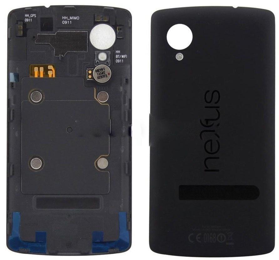Tampa Da Bateria Traseira 100% Original Para Lg D821 Nexus 5