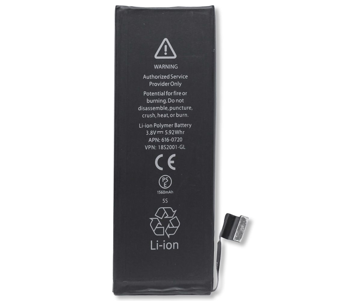 Bateria Apple iPhone 5S 5C 1560mAh Original