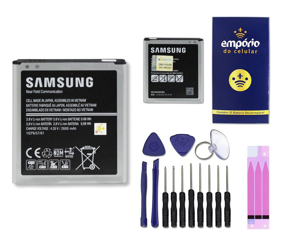 Bateria Samsung Galaxy J5 J500 J500m 2600mAh Original