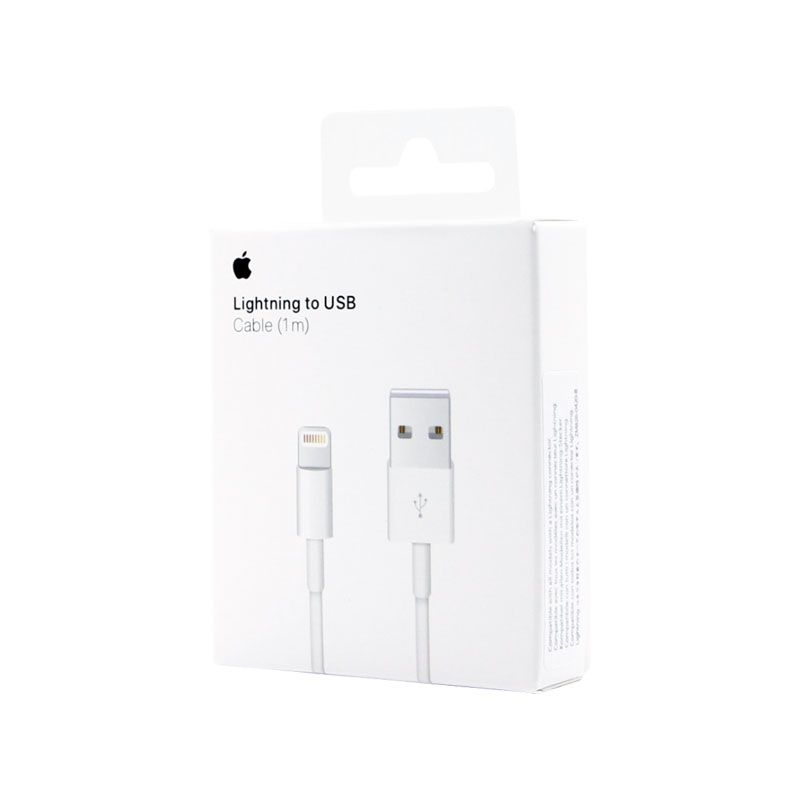 Cabo de Dados e Carga  Apple Lightning 1m iPhone