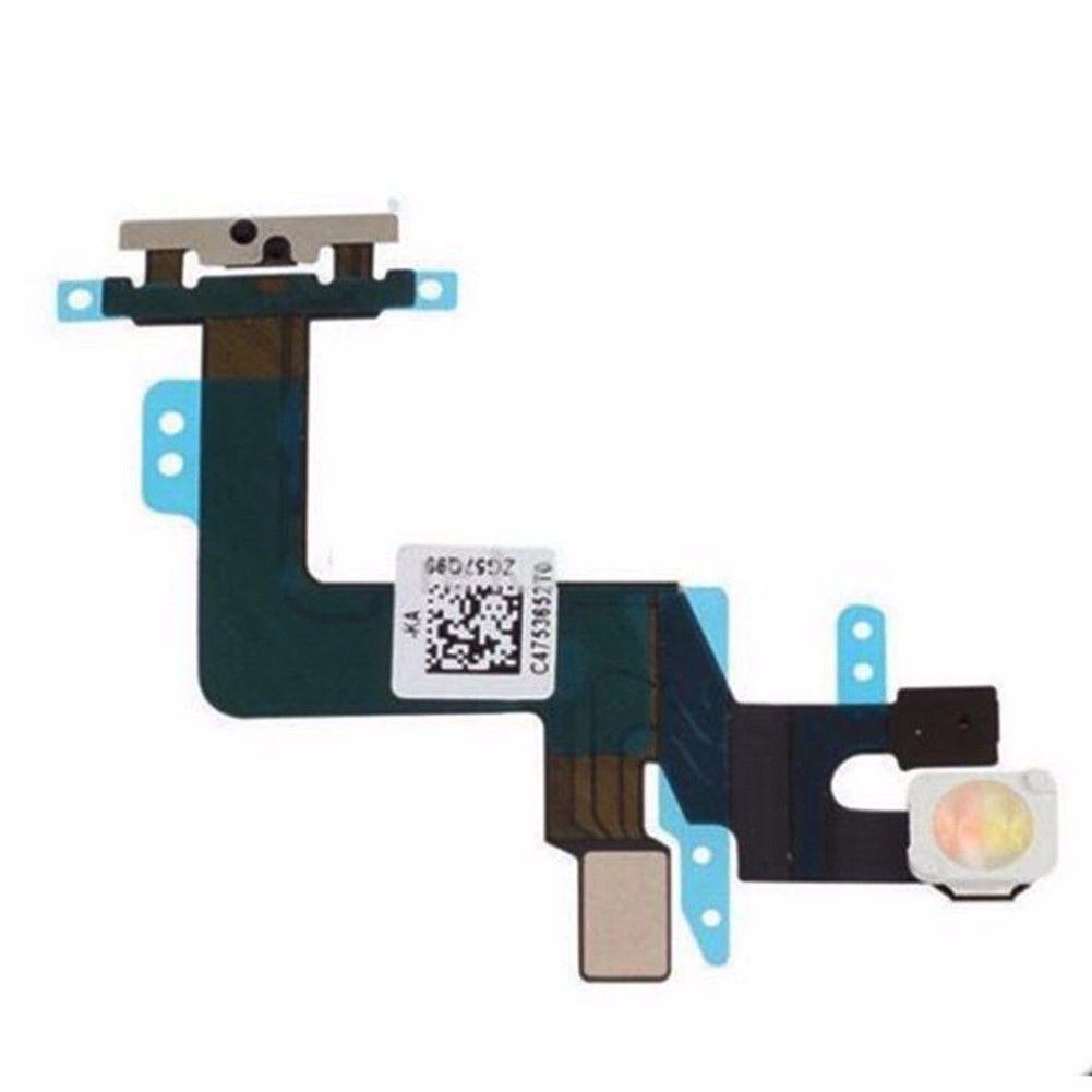 Cabo Flex Botão Power Apple iPhone 6S Plus Original