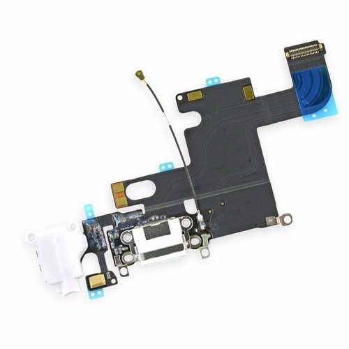 Cabo Flex Conector Dock Carga Audio Antena iPhone 6 Original