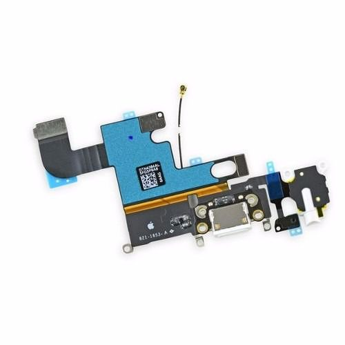 Cabo Flex Conector Dock Carga Audio Antena iPhone 6