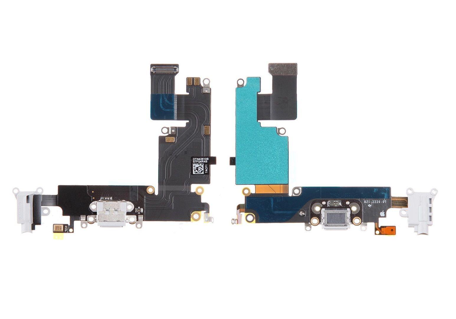 Cabo Flex Conector Dock Carga Audio Antena iPhone 6 Plus Original