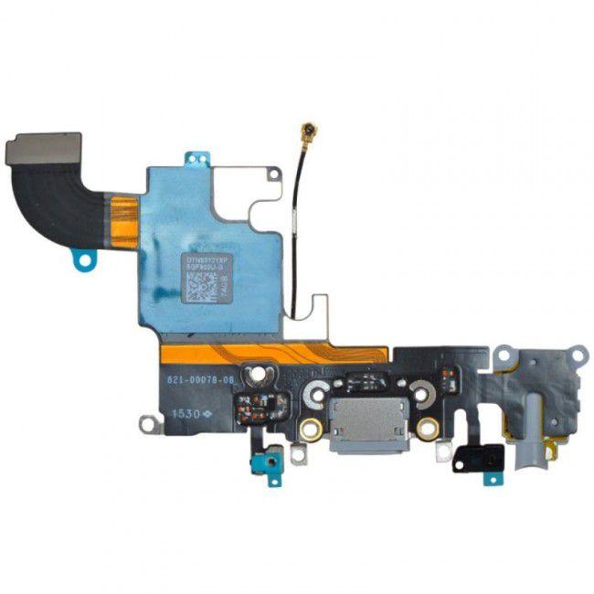 Cabo Flex Conector Dock Carga Audio Antena iPhone 6S Original