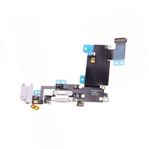 Cabo Flex Conector Dock Carga Audio Antena iPhone 6S Plus Original