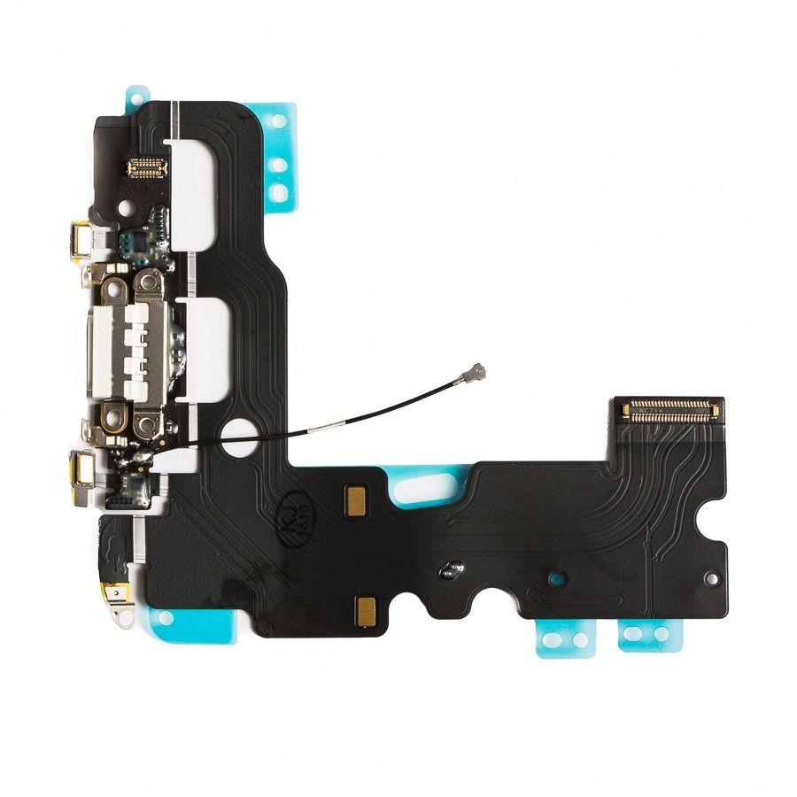 Cabo Flex Conector Dock Carga Audio Antena iPhone 7 Original