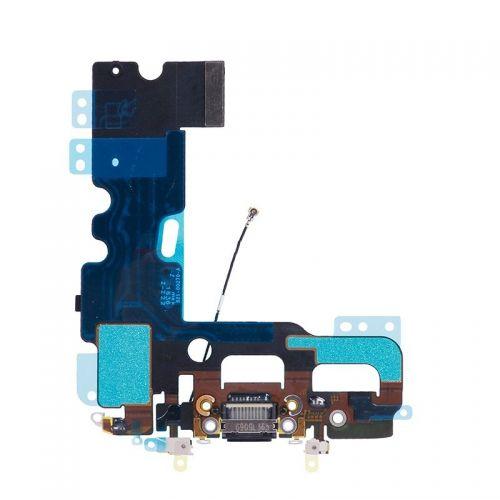 Cabo Flex Conector Dock Carga Audio Antena iPhone 7 Plus Original