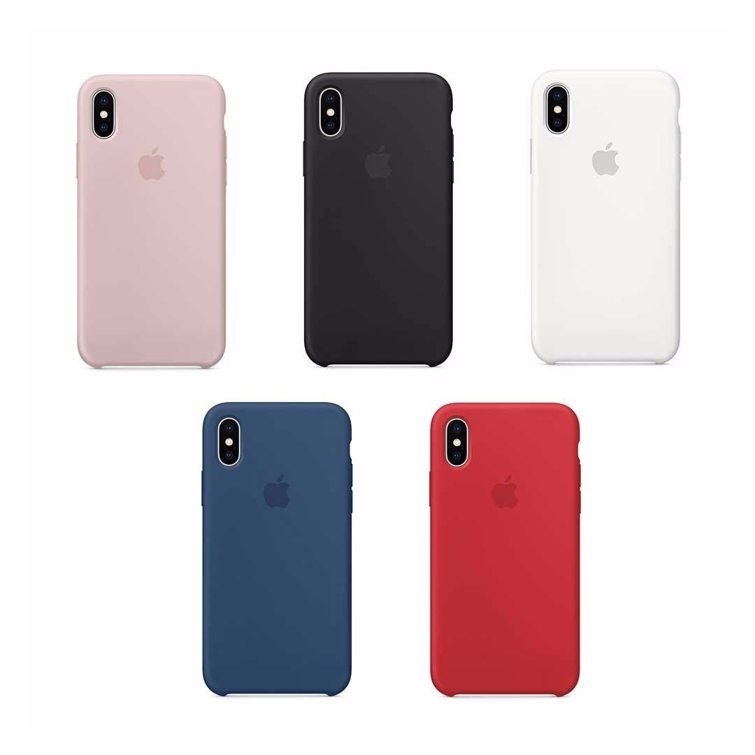 Capa Apple Case para iPhone X / XS Original