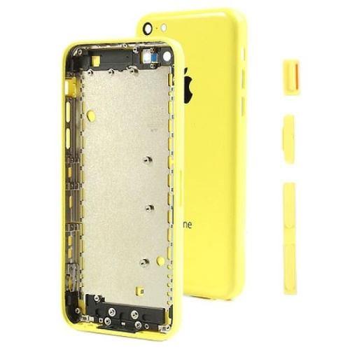 Carcaça Traseira Chassi c/ Botões Apple iPhone 5C
