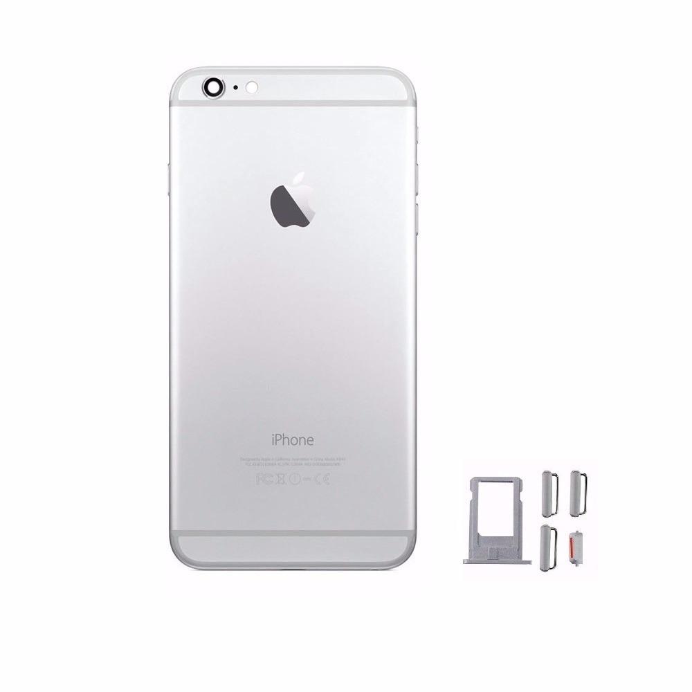 Carcaça Traseira Chassi c/ Botões Apple iPhone 6 6G