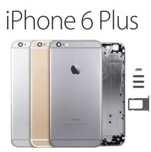 Carcaça Traseira Chassi c/ Botões Apple iPhone 6 Plus
